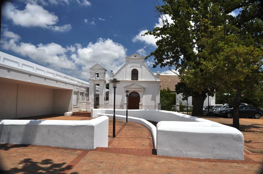 Stellenbosch e i vini sudafricani