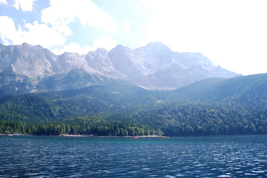 Sul Lago Eibsee