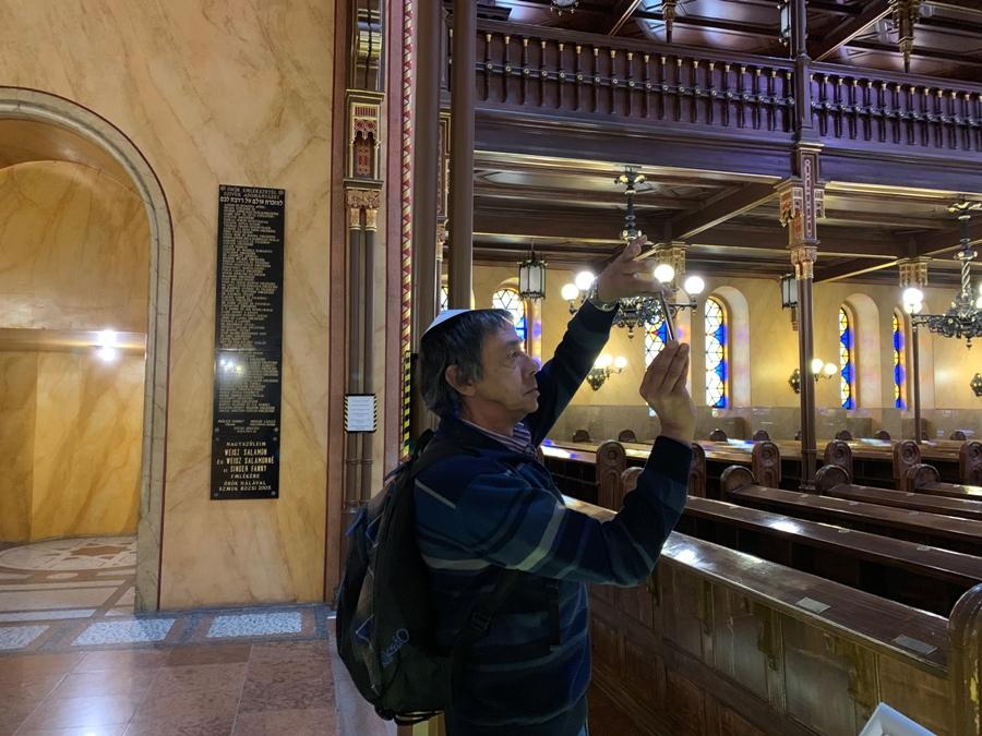 Grande Sinagoga di Budapest