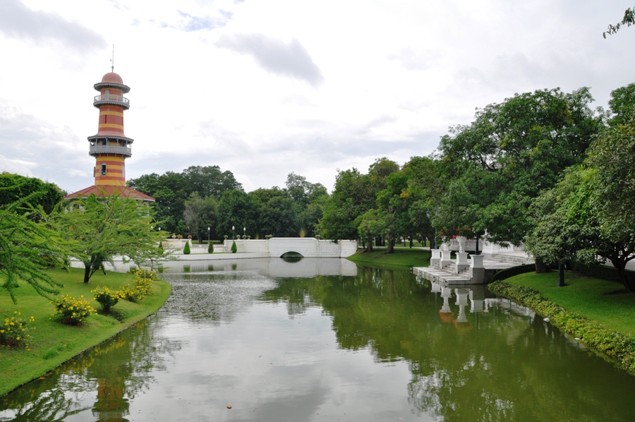 Vsita ai templi di Ayutthaya