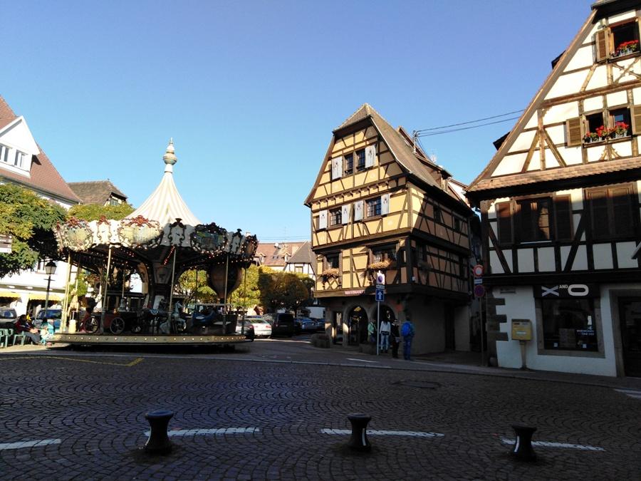 Vista di Strasburgo