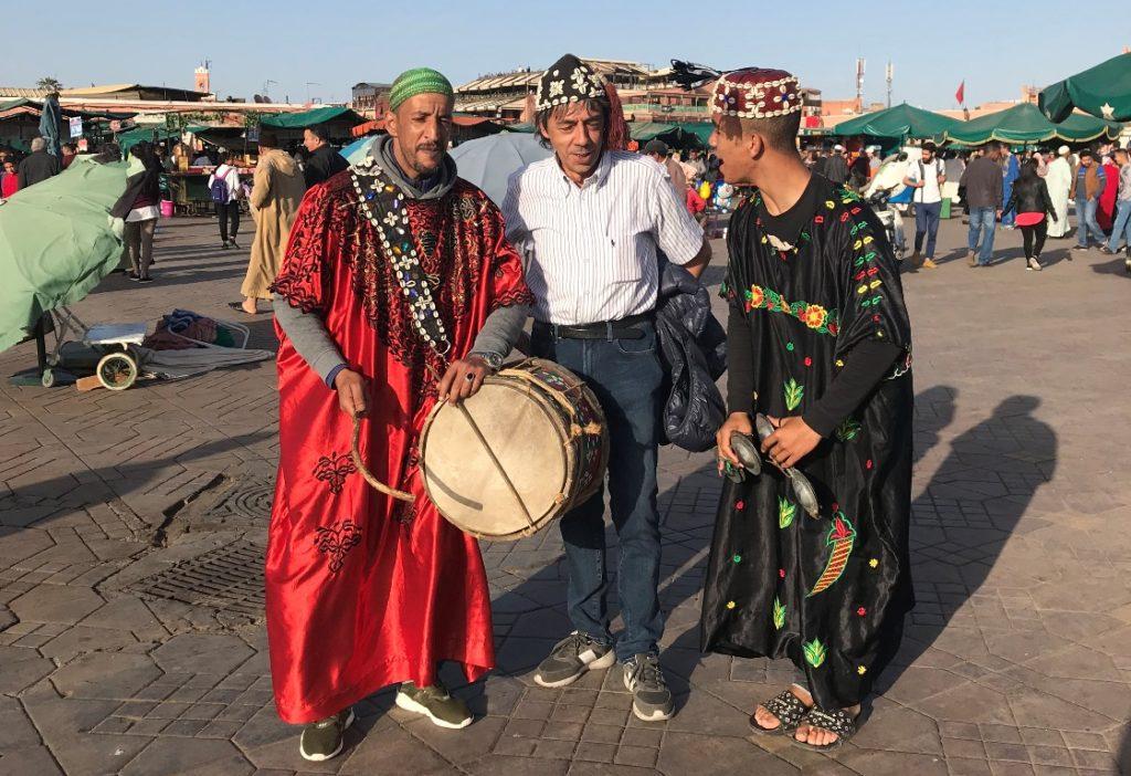 Cosa vedere a Marrakech Piazza Jemaa el-Fna