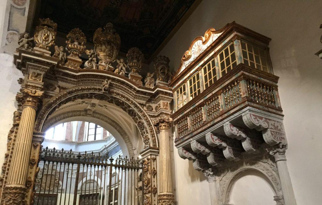 Interno della Cattedrale di Otranto