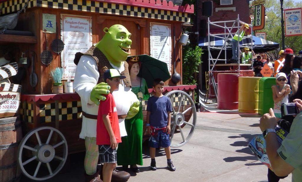 Visitare gli Universal Studios a Hollywood