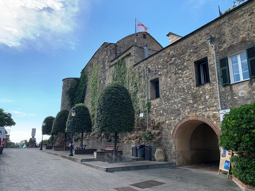 Borgo ligure di Cervo