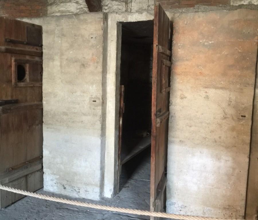 Interno di una cella
