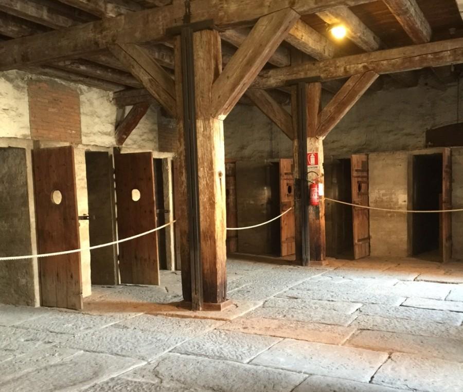 Celle dei detenuti nella risiera di San Sabba