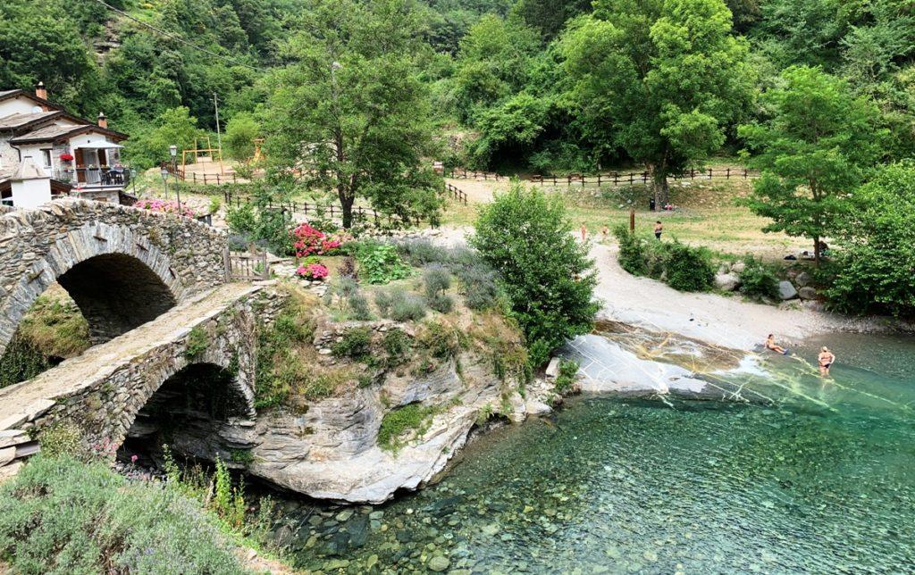 Lago del Noce