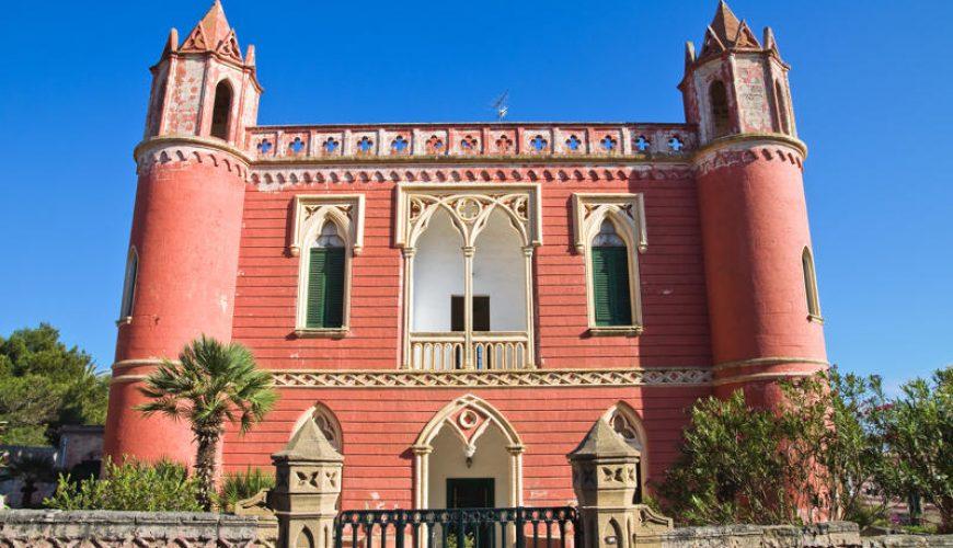 Villa di Santa Maria di Leuca
