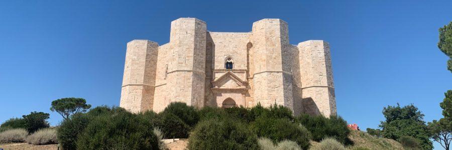 Castel del Monte in Puglia