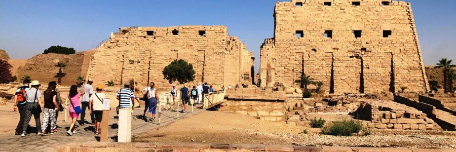 osa vedere a Luxor