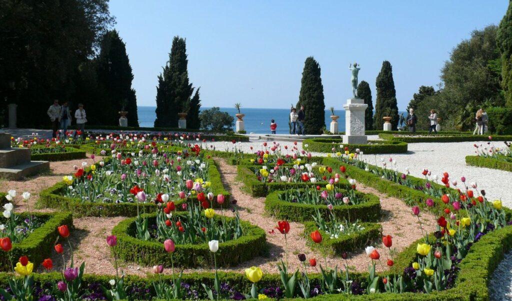 Giardini del Castello di Miramare