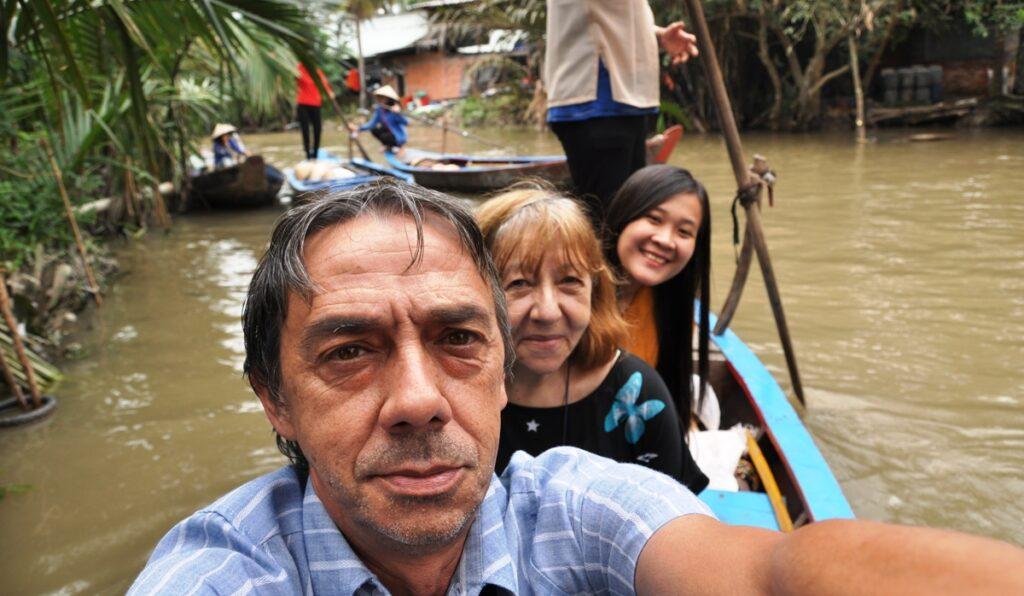 Escursione sul Delta del Mekong