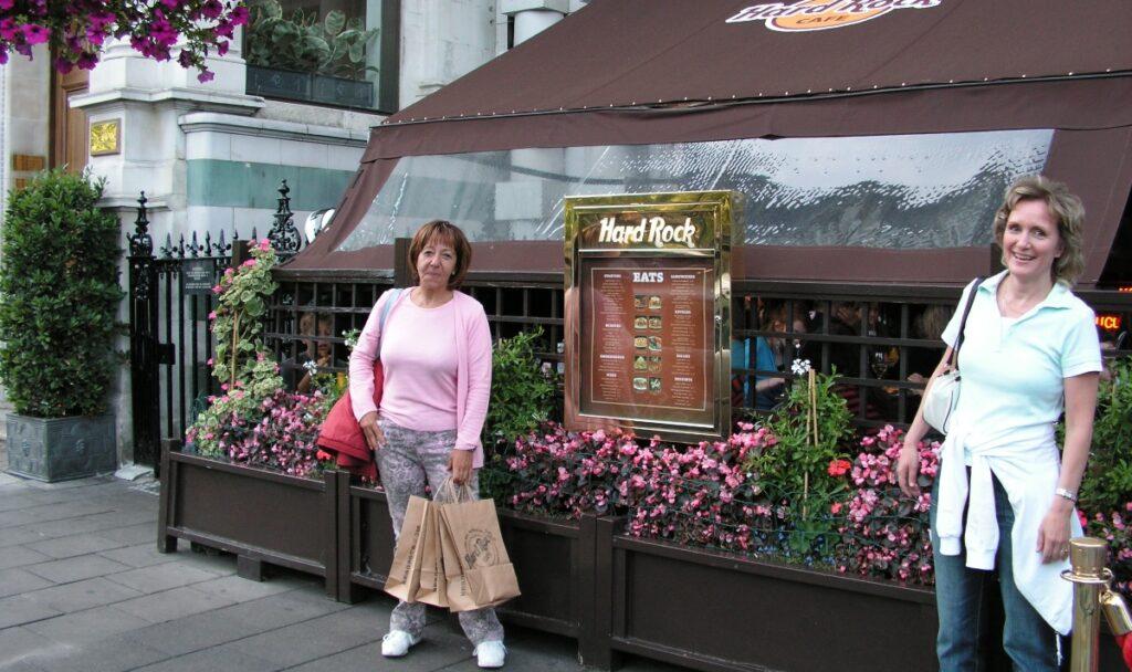 Hard Rock Cafè a Londra