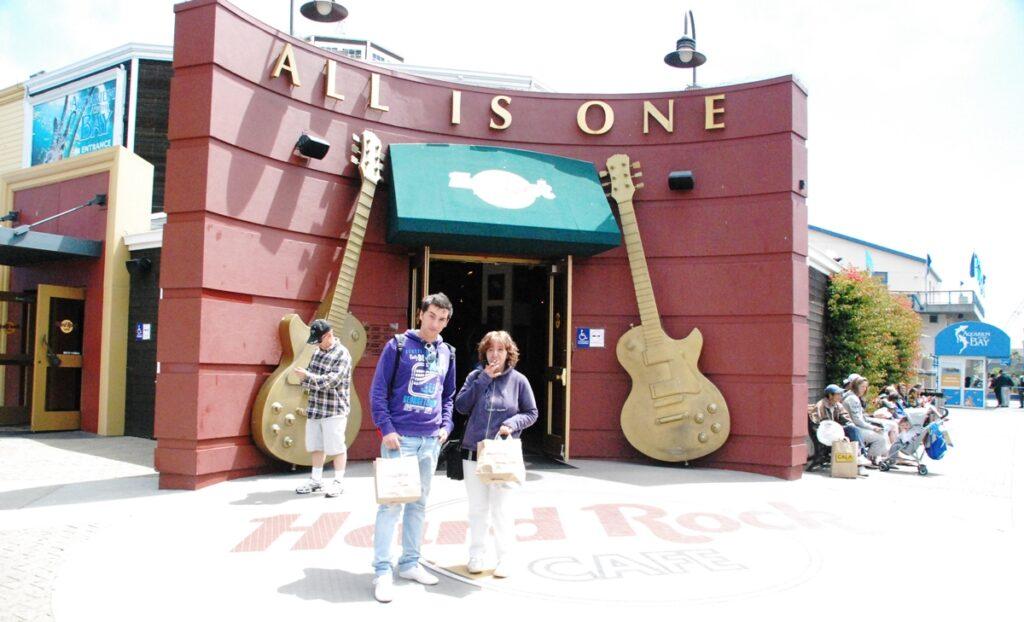 Hard Rock Cafè a San Francisco