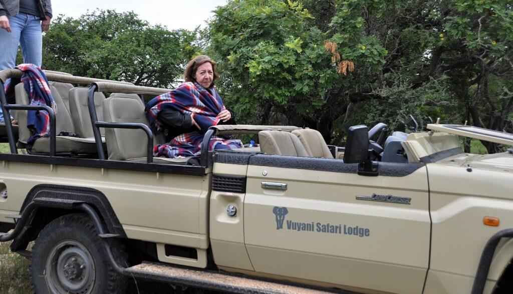 Sulla jeep