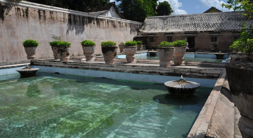Piscine del Water Palace