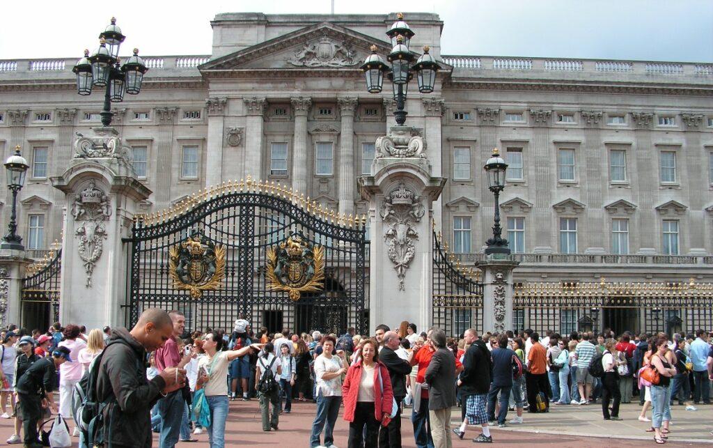 Residenze reali britanniche