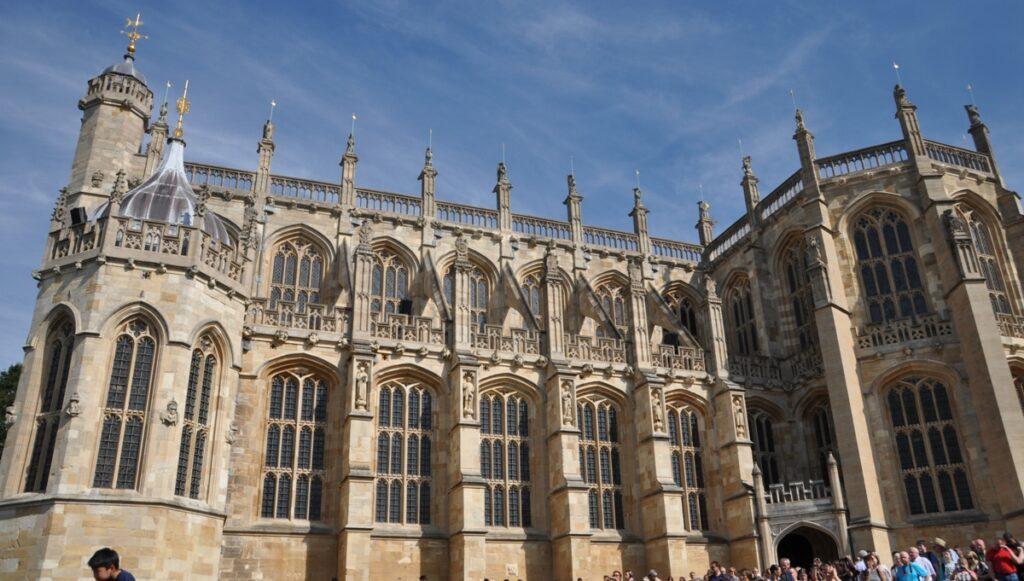 Cappella di San Giorgio a Windsor
