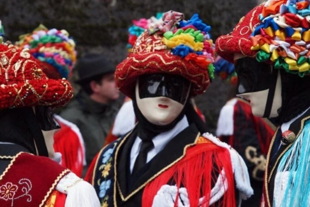 Carnevale a Bagolino