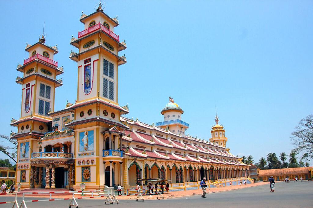 Tempio Cao Dai