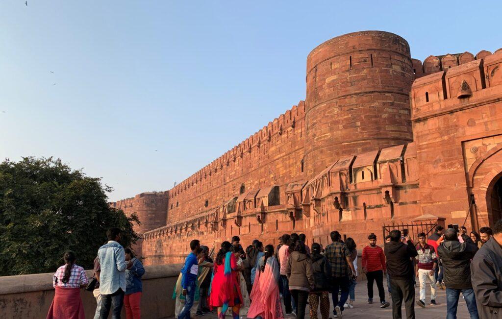 Il Forte di Agra