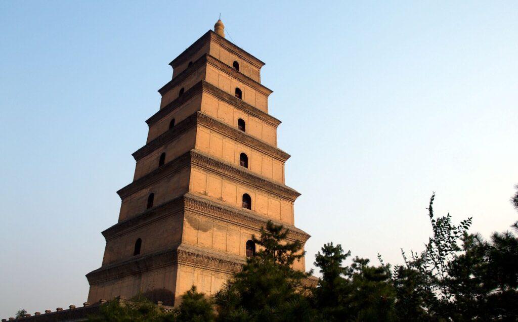 Pagoda della Grande Oca Selvatica