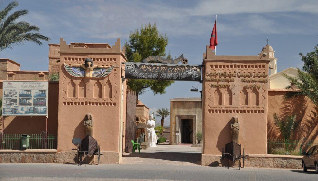 Atlas Studios a Ouazarzate