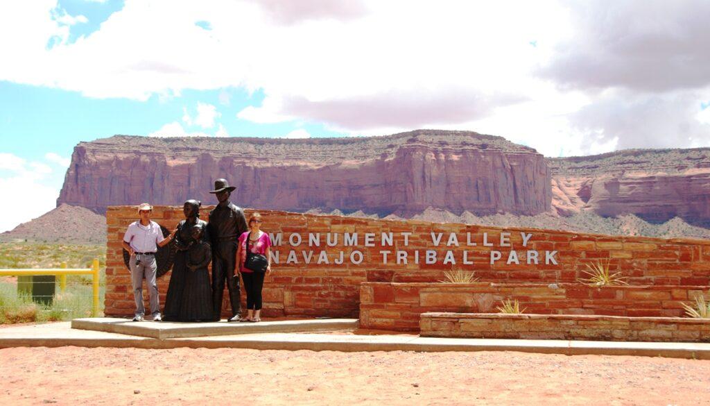 Parco Nazionale della Monument Valley