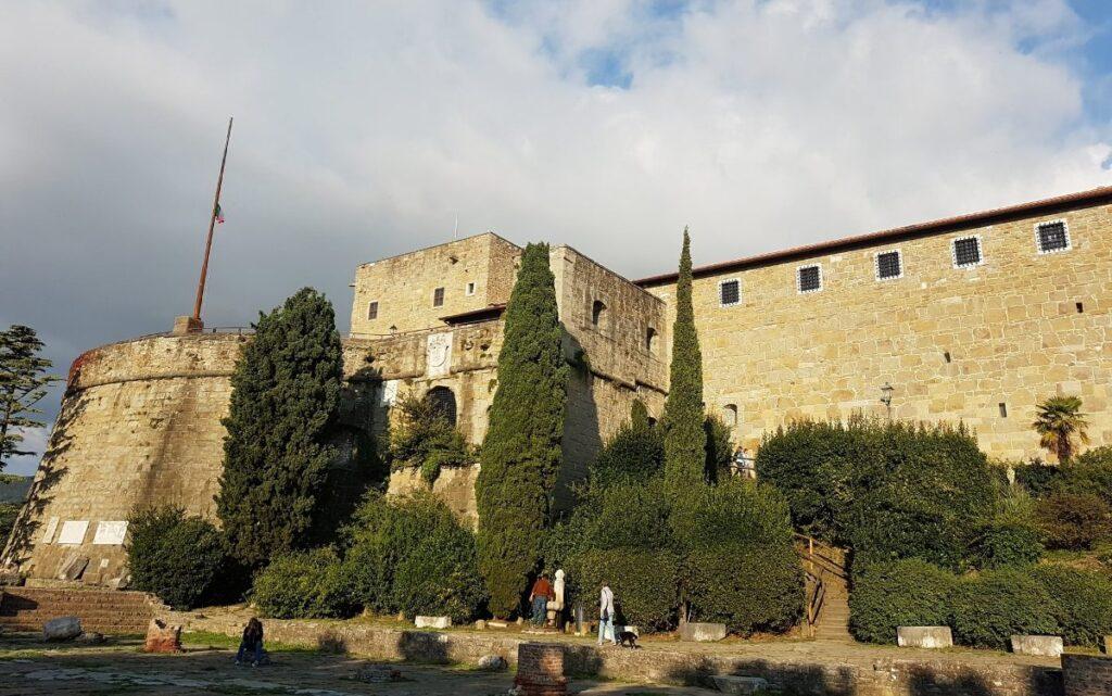 Castello di San Giusto