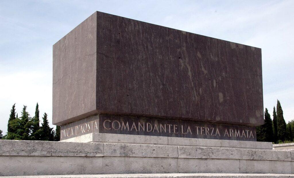 Tomba del Duca d'Aosta