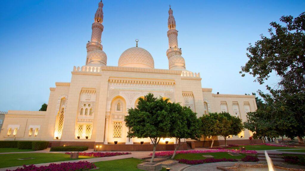 Moschea Jumeirah di Dubai