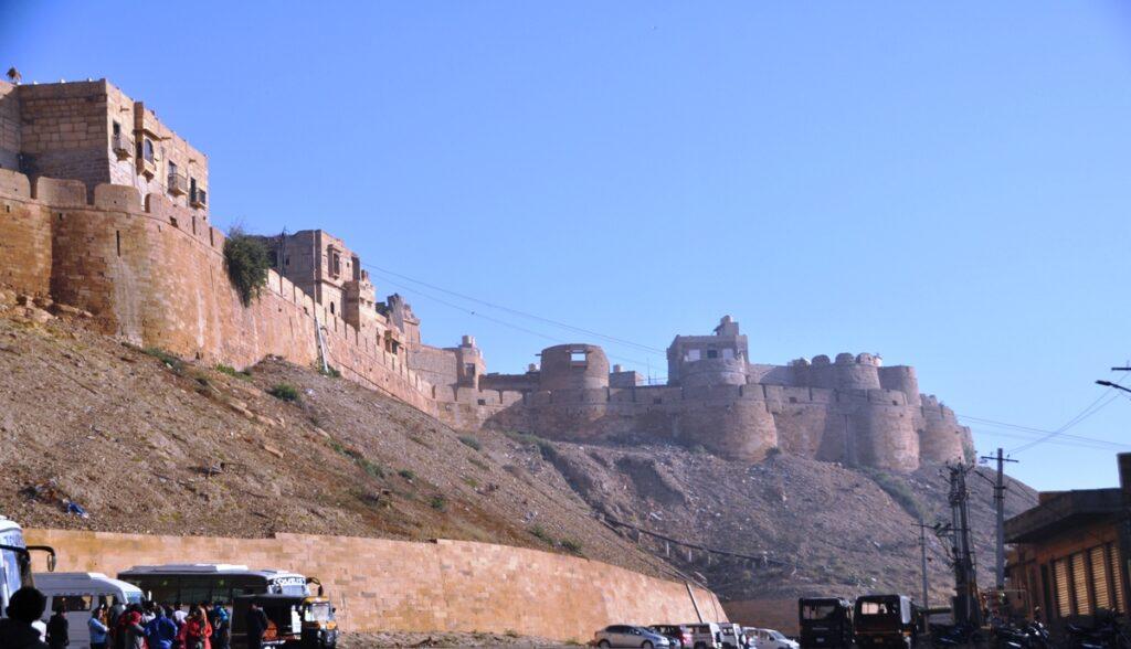 Il Forte di Jaisalmer