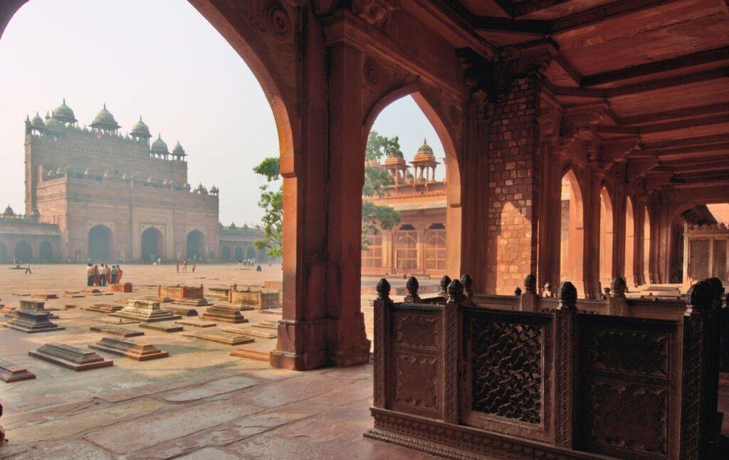 La città fantasma di Fatehpur Sikri