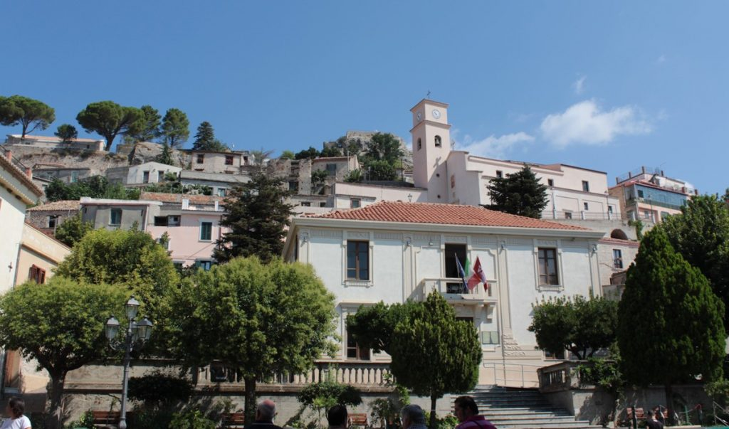 Il Borgo di Bova in Calabria