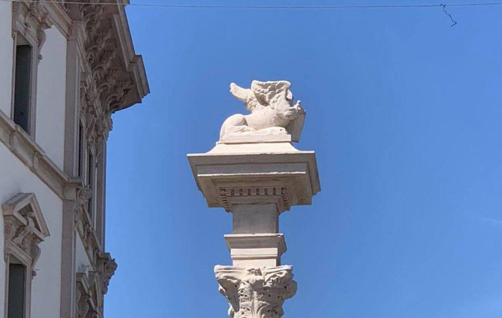 """Il """"gatto"""" di Chioggia"""