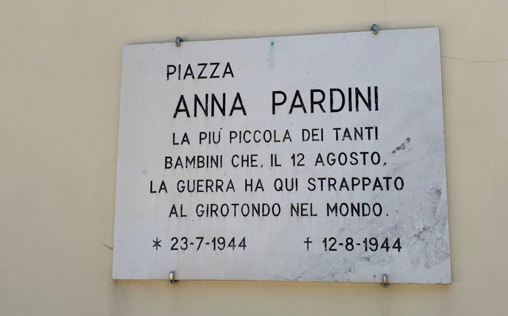 In memoria di Anna Pardini