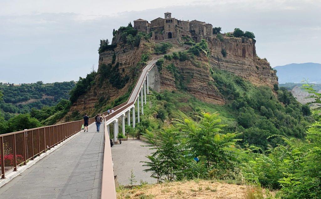 Il ponte di Civita di Bagnoregio