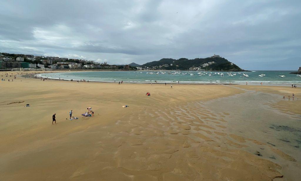 Spiaggia della Concha